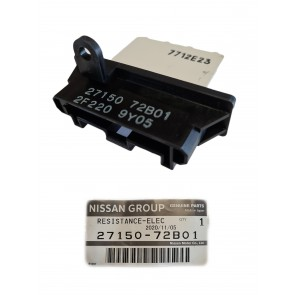 Genuine Nissan OEM Electrical Heater Resistor For Silvia S14 200SX S15 27150-72B01