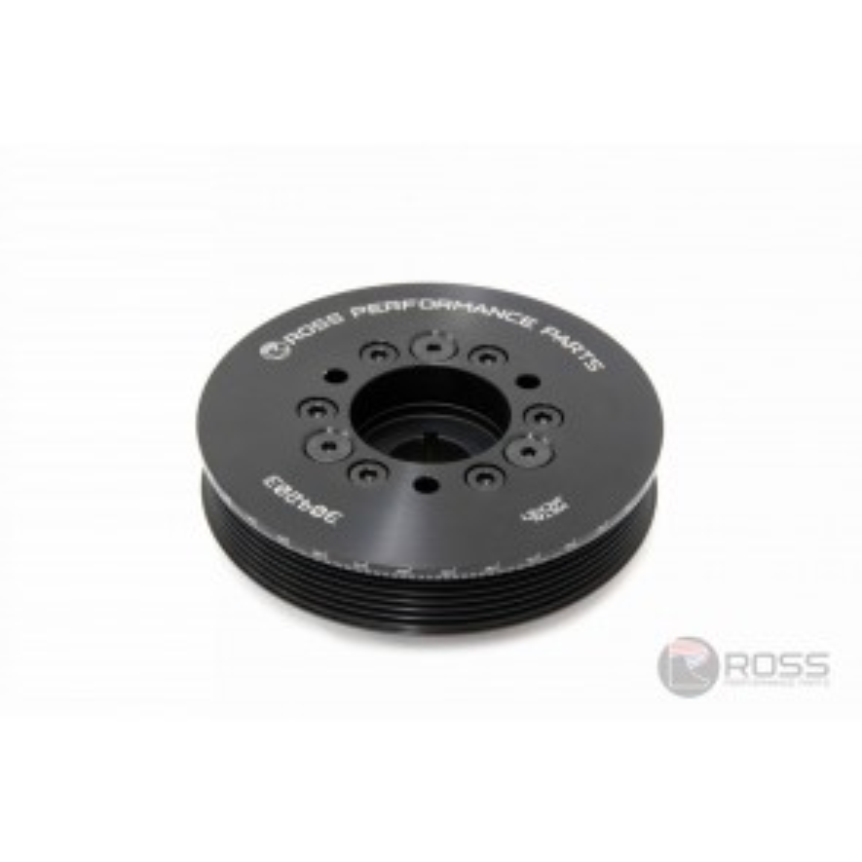 Ross Performance Nissan SR20 VE FWD Metal Jacket Harmonic Damper Non-Triggered 12T 32T