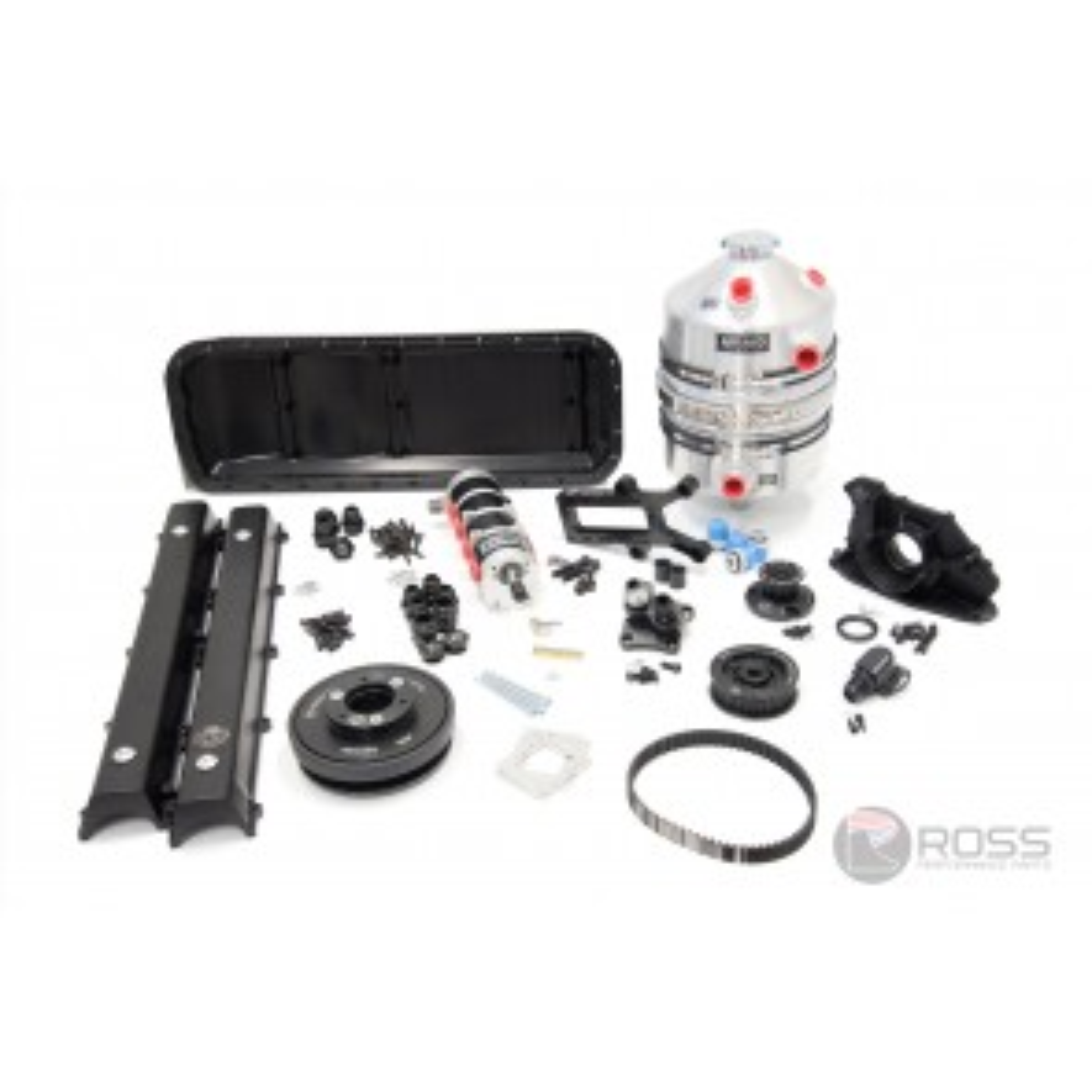 Ross Performance Nissan RB20DET RB25DET RB26DETT RWD Dry Sump Kit (4 Stage)