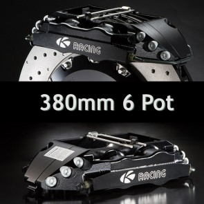 KSport Rear Brake Kit - 380mm 6 Pot