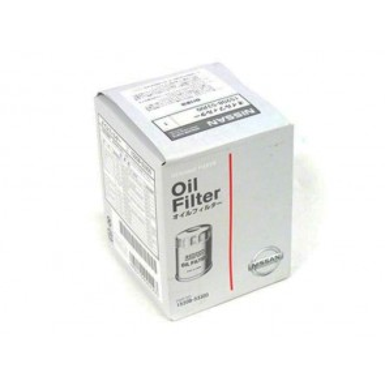 Genuine Nissan OEM Oil Filter Nissan R35 GTR VR38DETT 15208-31U0B