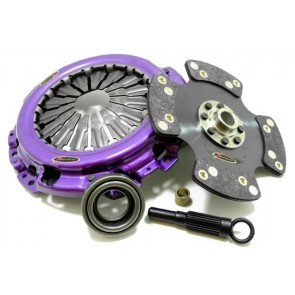 Xtreme Clutch & Flywheel - Organic / Ceramic / Carbon / Single & Twin Plate - Mitsubishi Lancer EVO 1 / 2 / 3 (7 Bolt Crank)