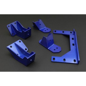HardRace 200SX to RB25/26 Engine Swap Mounts
