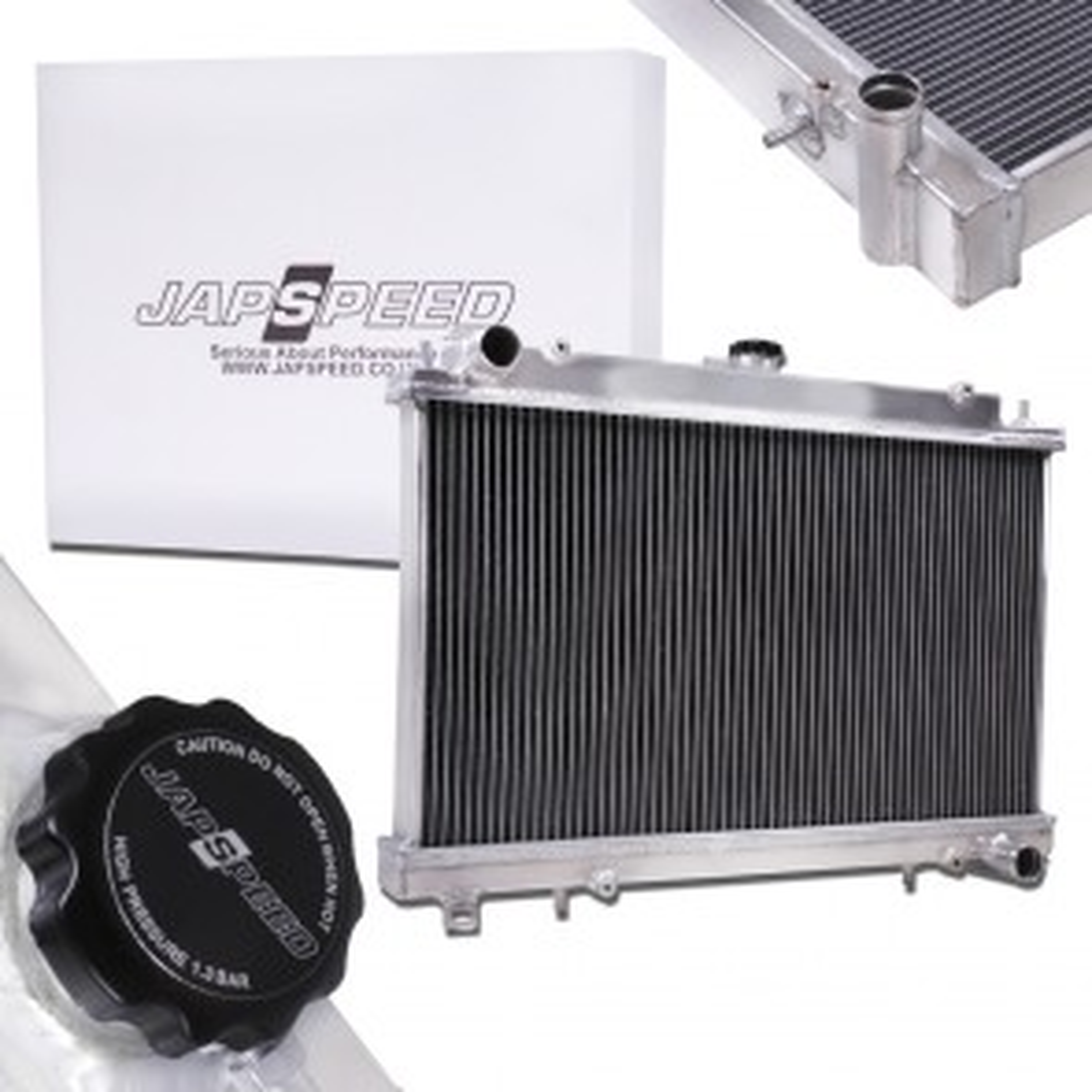 Nissan 200SX S14/S15 Aluminium Radiator