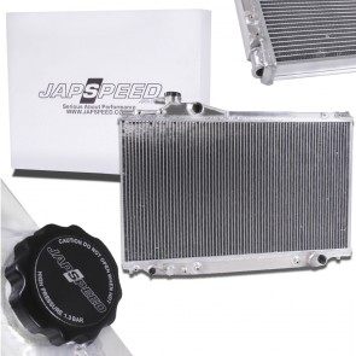 Toyota Soarer Aluminium Radiator