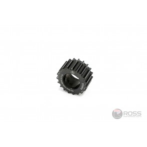 Ross Sport 8mm HTD Oil Pump Pulley (19T with 1″ bore)