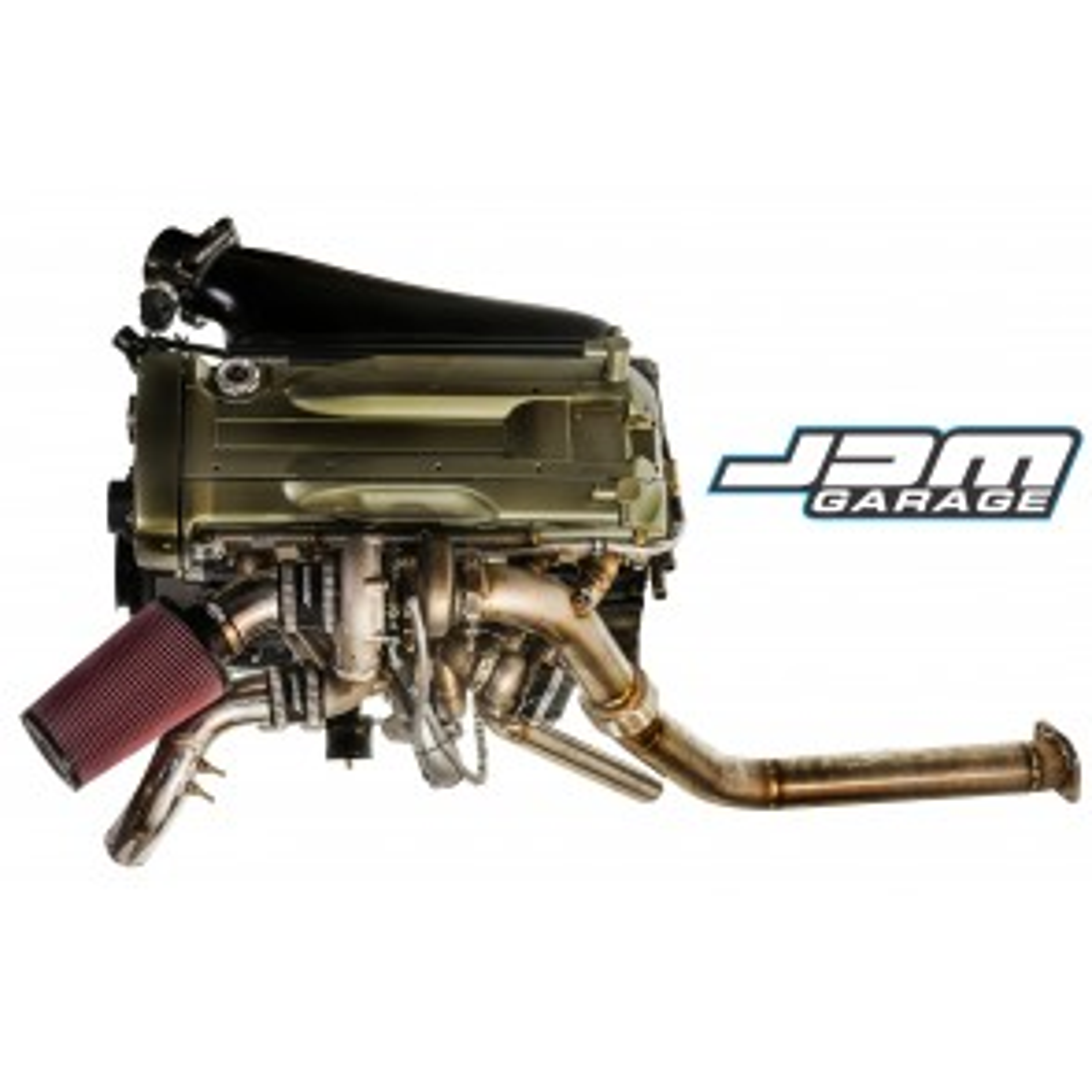JDM Garage Turbo Kit - Fits Nissan Skyline RB25 & RB26