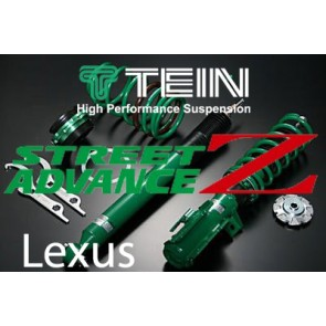 Tein Street Advance Z - Lexus IS200 / IS250 / IS300 / ISF / GS300