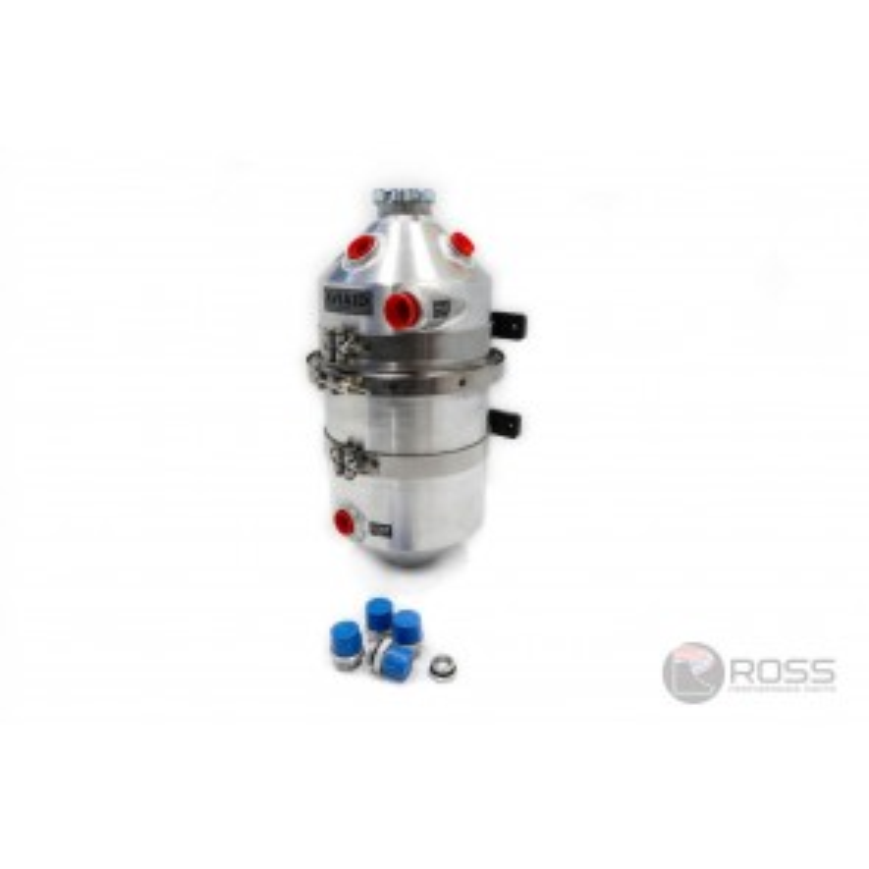 Ross Performance Aviaid Dry Sump Tank – 2.5 Gallon Capacity