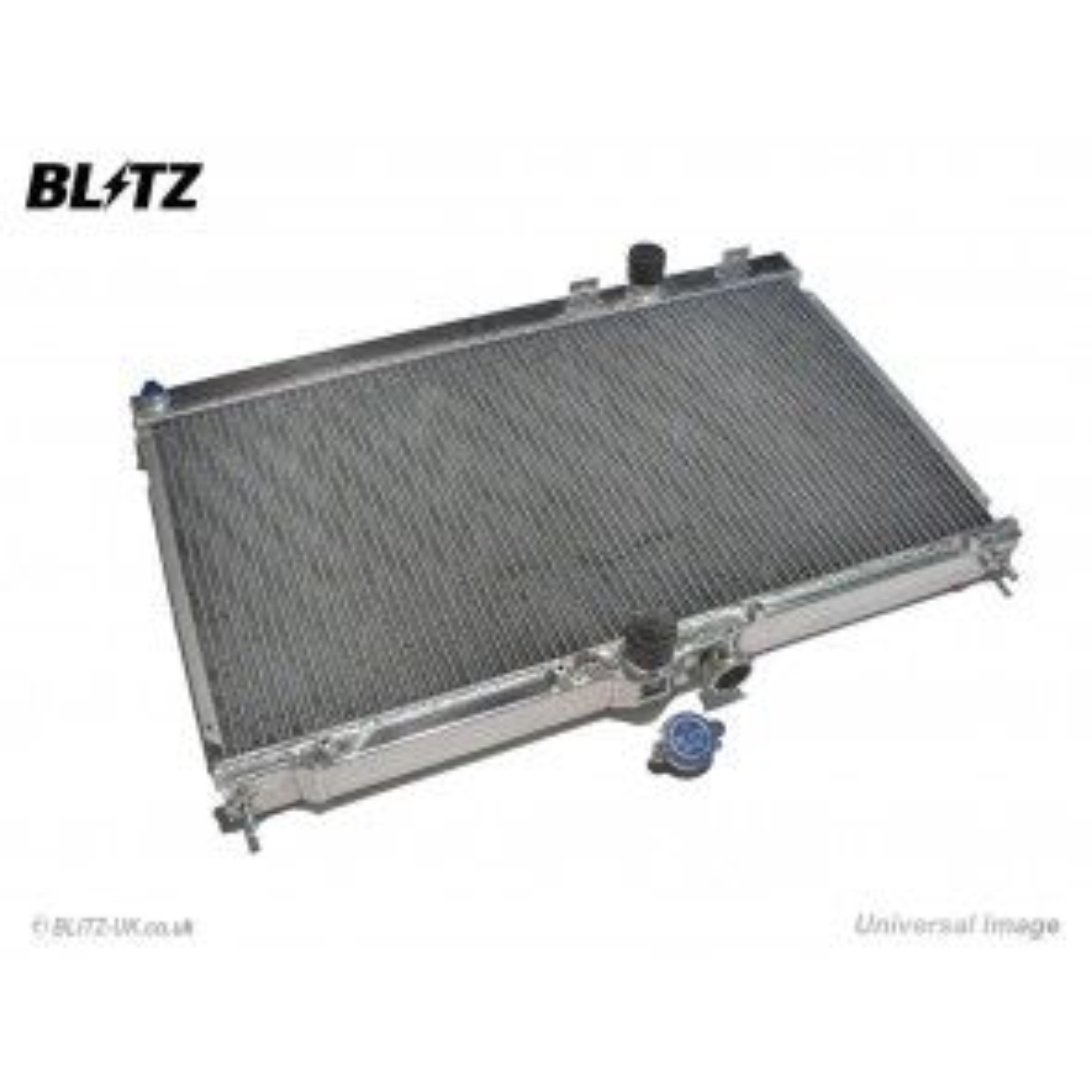 BLITZ LM Alloy Radiators For Mitsubishi Lancer Evo 7 VII / 8 VIII 4G63T