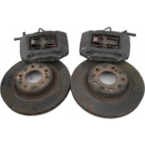 Nissan 200sx S14 S15 Front Brake Upgrade