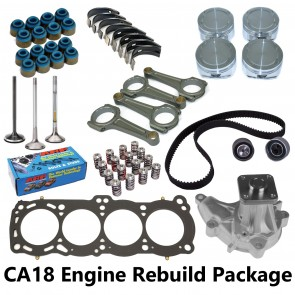 CA18DET Engine Rebuild Package - S13 200SX