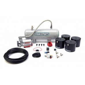 Complete Air Cup Kit for Coilover Suspension