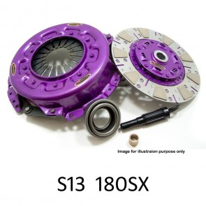 Xtreme Clutch & Flywheel - Organic / Ceramic / Carbon / Single & Twin Plate - Nissan 180SX S13 SR20DET
