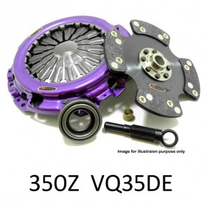 Xtreme Clutch & Flywheel - Organic / Ceramic / Carbon / Single & Twin Plate - Nissan 350Z Z33 02-07 VQ35DE