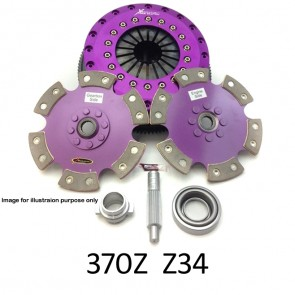 Xtreme Clutch & Flywheel - Organic / Ceramic / Carbon / Single & Twin Plate - Nissan 370Z Z34 07-09 VQ37VHR