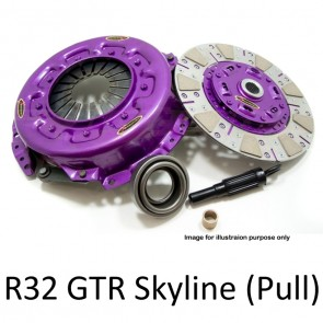 Xtreme Clutch & Flywheel - Organic / Ceramic / Carbon / Single & Twin Plate - Nissan Skyline R32 GTR RB26DETT Late model (Pull-Type)