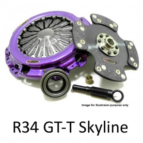 Xtreme Clutch & Flywheel - Organic / Ceramic / Carbon / Single & Twin Plate - Nissan Skyline R34 GT-T RB25DET
