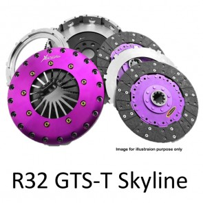 Xtreme Clutch & Flywheel - Organic / Ceramic / Carbon / Single & Twin Plate - Nissan Skyline R32 GTS-T RB20DET