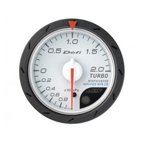 Defi CR Turbo Boost Gauge (200kPa) 52mm/60mm