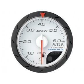Defi CR Fuel Pressure Gauge 52mm/60mm