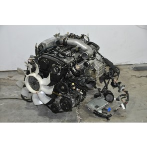 Nissan Gloria Y33 4WD RB25DET Engine