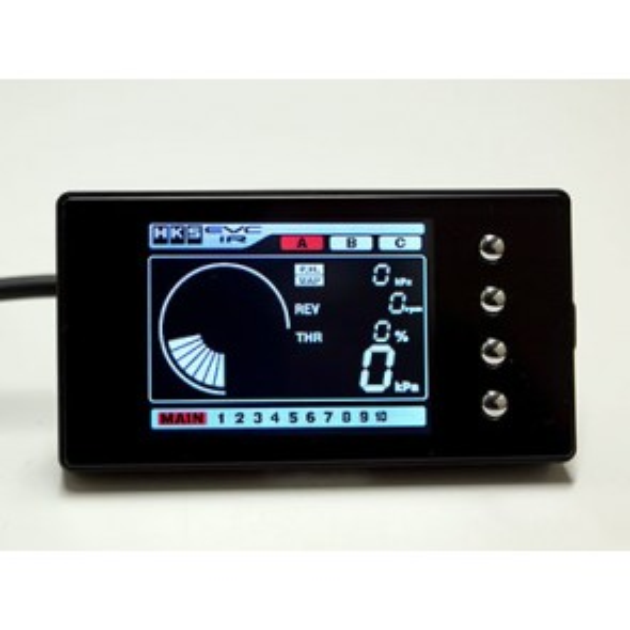HKS EVC 6-IR 2.4 Colour Boost Controller