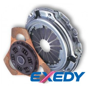 Exedy Paddle 3-Puk Clutch Kit
