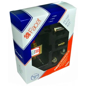 Facet Solid State Cube Fuel Pump Kit - Road, Fast Road, Competition Versions