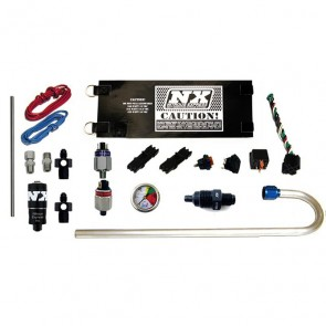 Nitrous Express GenX-2 Accessory Package for EFI 4AN Lines