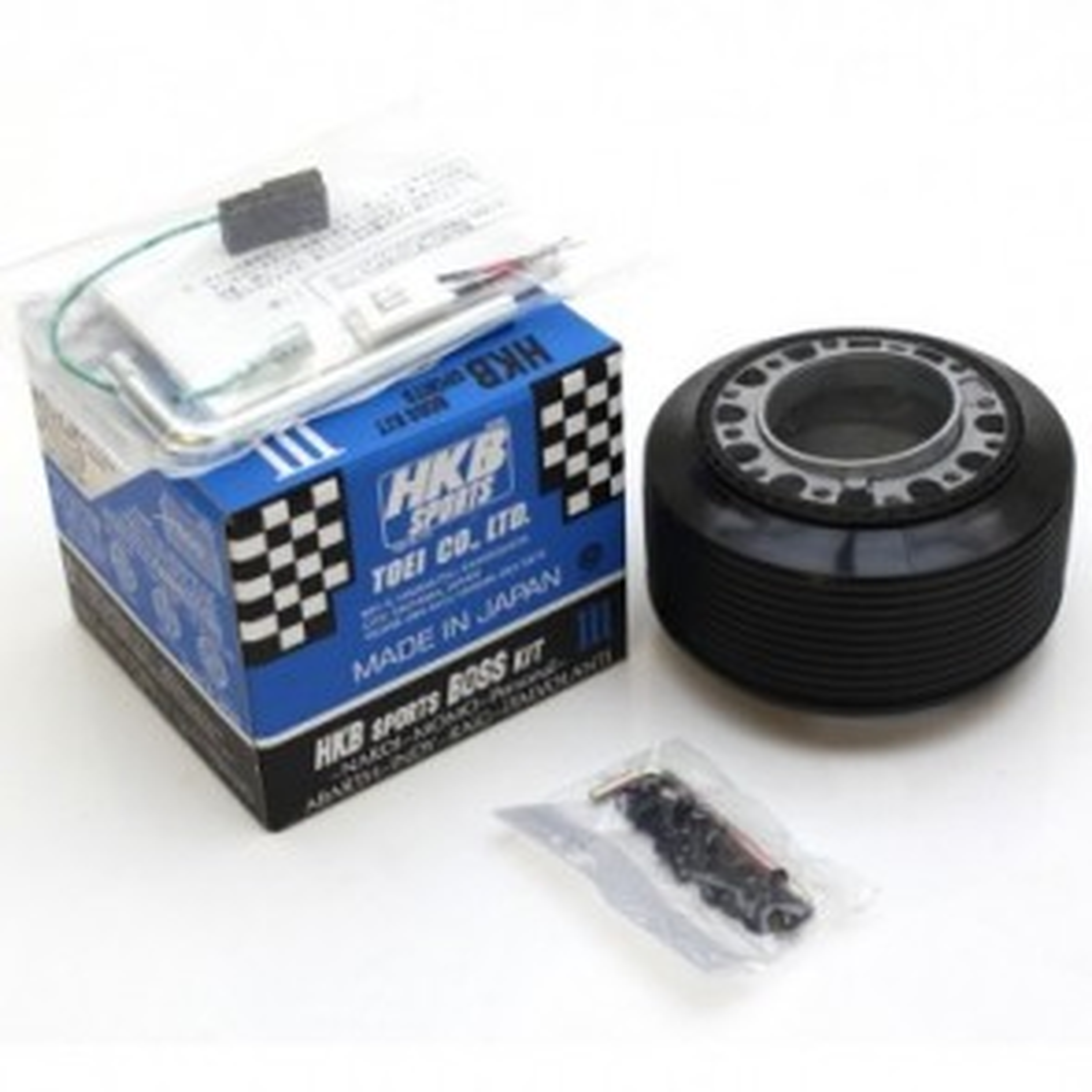 HKB Steering Wheel Boss Kit for Subaru Impreza Classic GC8 (non-Air Bag) - OS-103