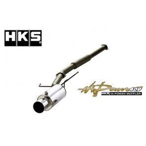 HKS Hi-Power 409 Exhaust System