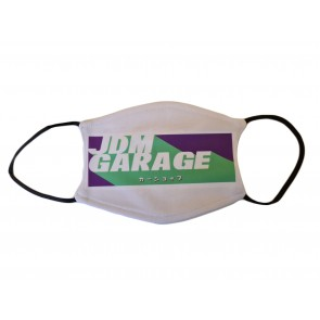 JDMGarageUK 90's Style Mask - Adult