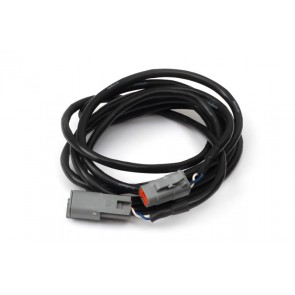 Haltech DTM-4 CAN Dash adaptor cable. Female Deutsch DTM-2 to Male Deutsch DTM-4
