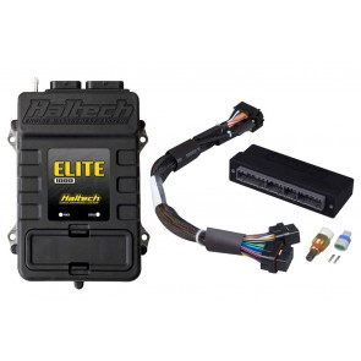 Haltech Elite 1000+ ECU Subaru WRX MY99-00 With Plug 'n' Play Adaptor Harness Kit