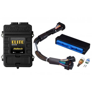 Haltech Elite 1000+ ECU Nissan S14A S2 200SX / S15 / Pulsar N14 N15 With Plug 'n' Play Adaptor Harness Kit