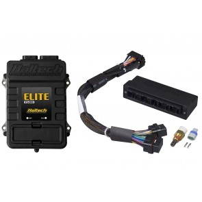 Haltech Elite 1000+ ECU Mitsubishi Lancer Evo Evolution 1 I / 2 II / 3 III With Plug 'n' Play Adaptor Harness Kit