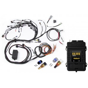 Haltech Elite 2000+ ECU With Terminated Harness for Nissan RB Engines (no ignition sub-harness)