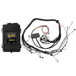Haltech Elite 2000 ECU Toyota 2JZ IGN-1A With Terminated Harness Kit