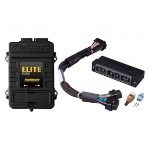Haltech Elite 1000+ ECU Honda OBD-I B-Series With Plug 'n' Play Adaptor Harness Kit