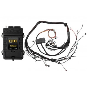 Haltech Elite 2500 ECU Toyota 2JZ With HPI6 Terminated Harness Kit