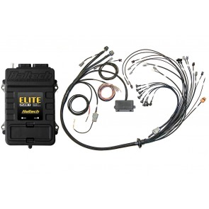 Haltech Elite 2500 T ECU Toyota 2JZ With IGN-1A Terminated Harness Kit