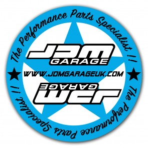 JDM Garage Sticker