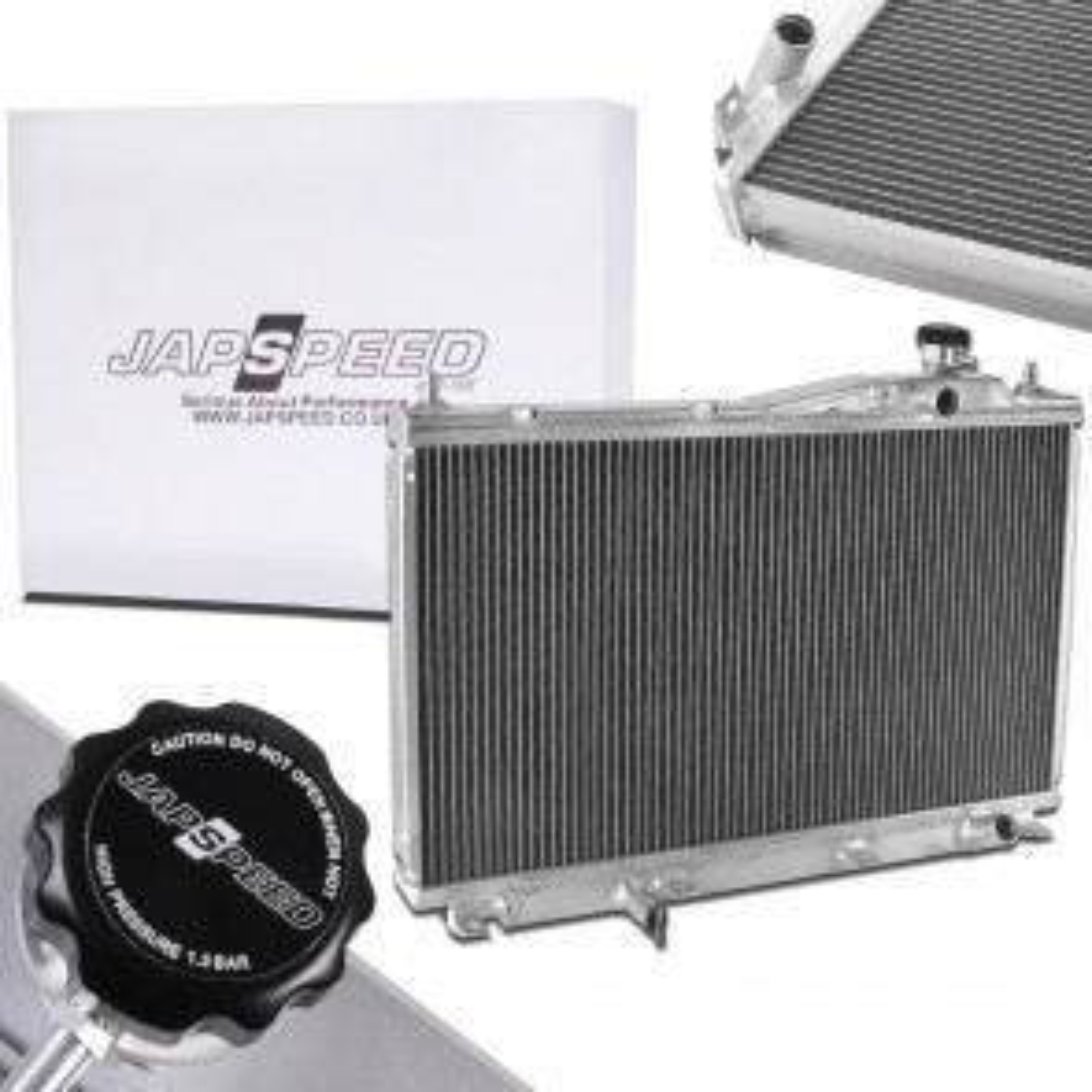 Honda Civic EP1/EP2 Aluminium Radiator