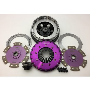 Xtreme Clutch Conversion Kit - 230mm Twin Plate Ceramic Rigid - 2JZ/E46