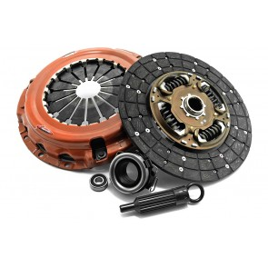 Xtreme Outback Heavy Duty Organic Clutch Kit For Toyota Hilux 2.5D 3.0D