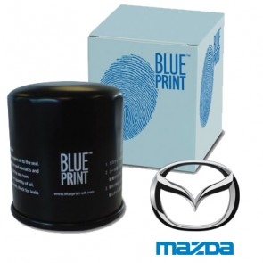 Mazda Blueprint Replacement Oil Filter