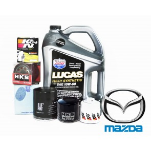 Mazda Lucas Engine Oil And Filter Package