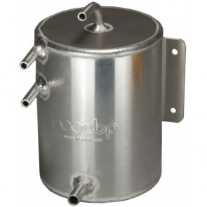 Bulk Head Mount 2 Ltr Fuel Swirl Pot