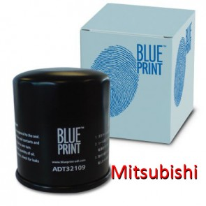 Mitsubishi Blueprint Replacement Oil Filter